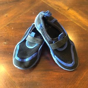Other - Boys Black & Blue Water Shoes